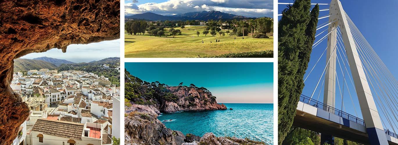 Marbella en la Costa del Sol